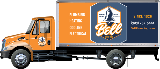 plumber denver, electrician denver, hvac denver, air conditioner denver, furnace denver, plumber aurora, electrician aurora, hvac aurora, furnace aurora, affiliations associations logos, bell plumbing truck