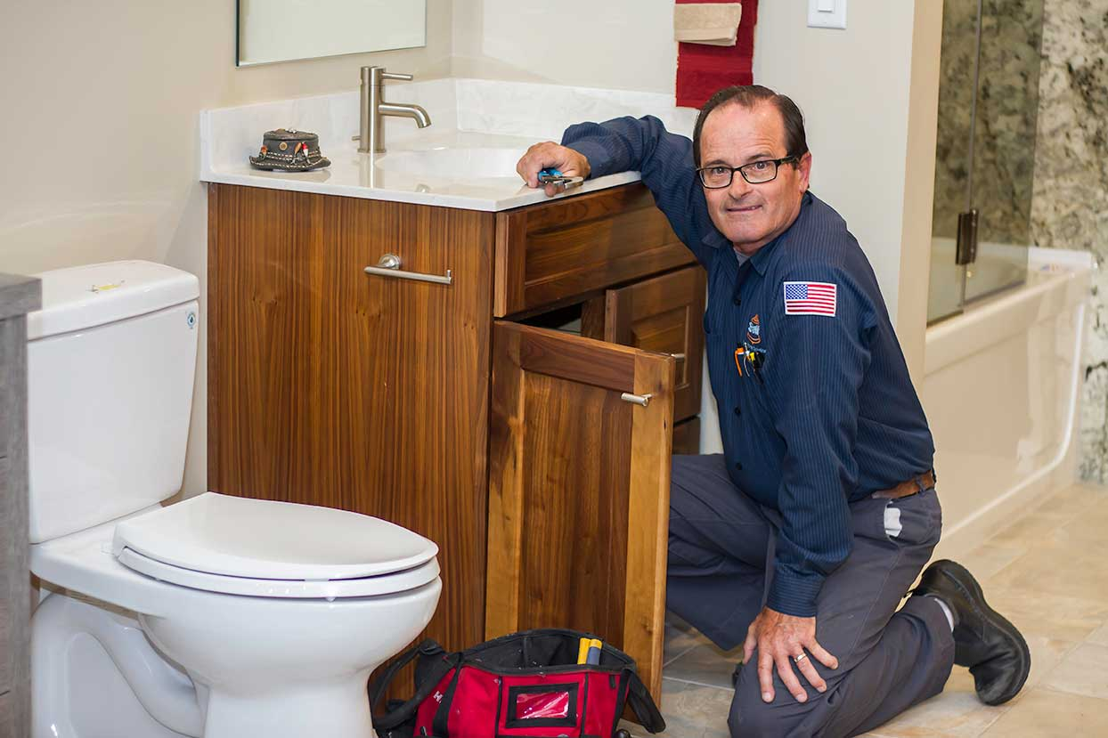 Join Bell Plumbing and Heating
